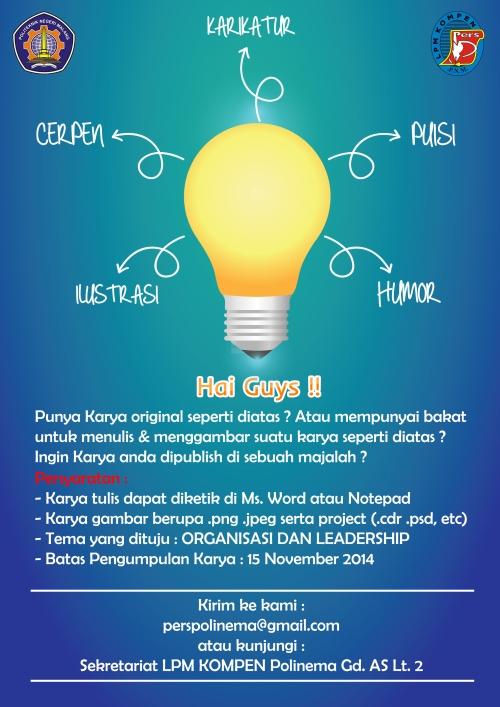 Poster Karya 2014